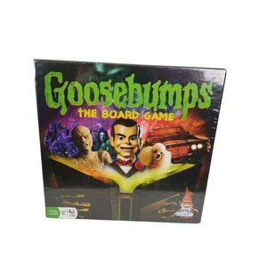 New Sealed Box Outset Goosebumps The Board Game